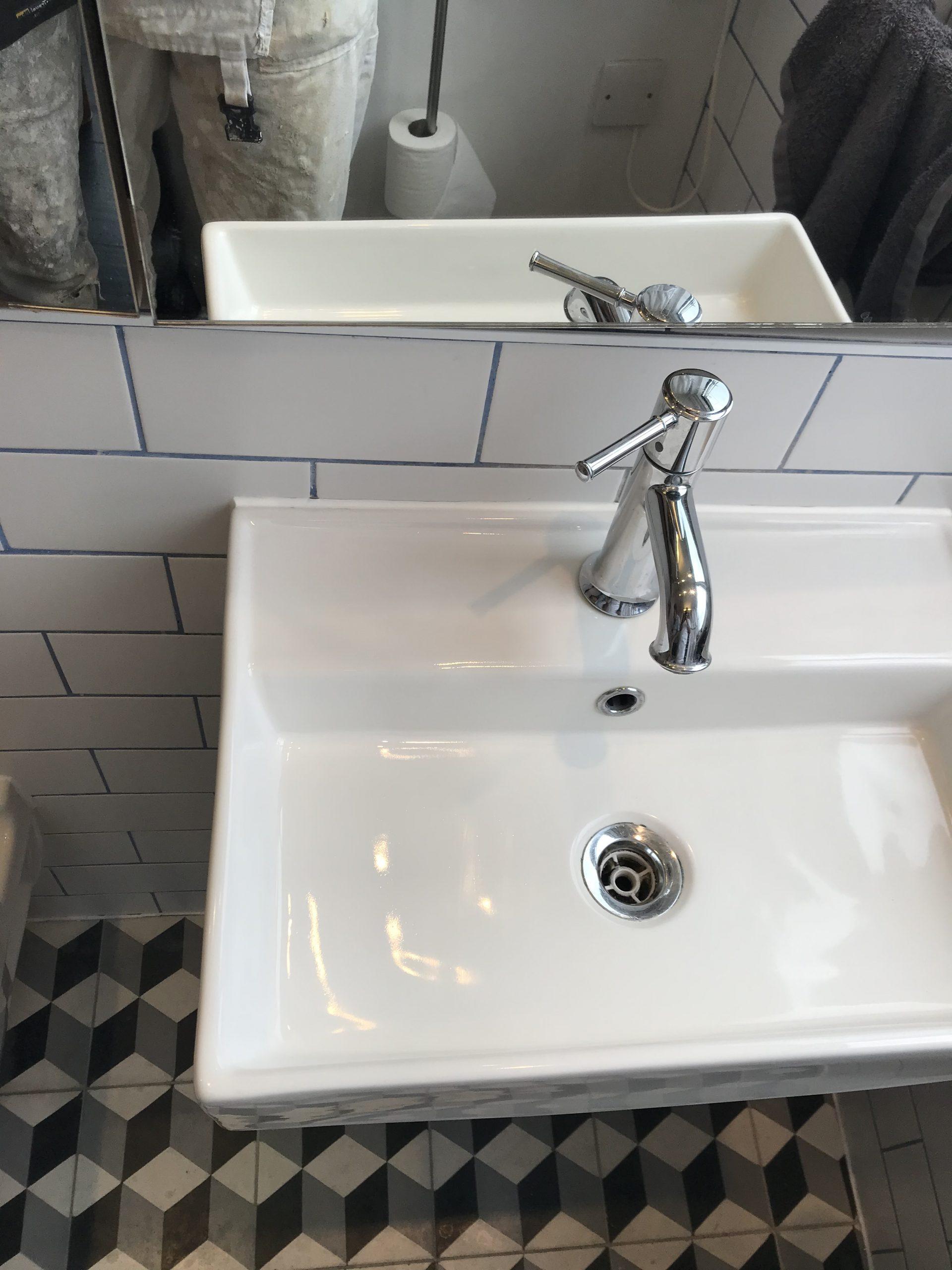 Ceramic Sink Repair  Chips, Cracks, Scratches  London, Essex & Herts